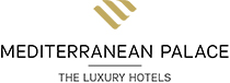 MEDITERRANEAN PALACE<br>THE LUXURY HOTELS